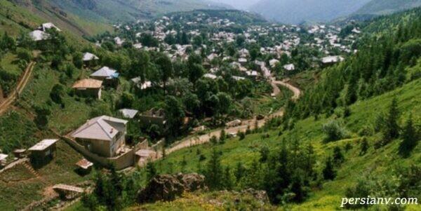 روستای زیبای گرسماسر
