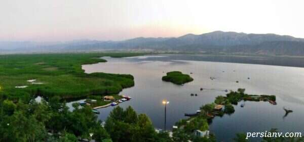 زیباترین جاذبه های طبیعی ایران