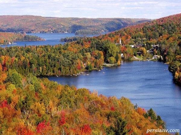 زیباترین طبیعت پاییزی را در این شهر های رویایی جهان خواهید دید