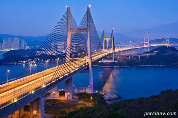 زیباترین پل جهان