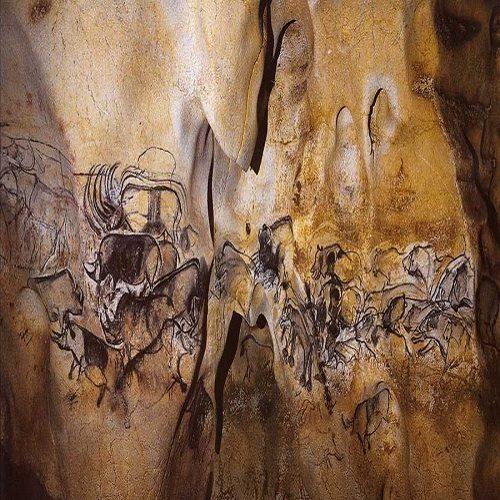 شگفت انگیز ترین نقاشی های غار های ماقبل تاریخ+تصاویر