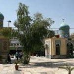 شیخان ,دومین قبرستان تاریخی جهان اسلام +تصاویر