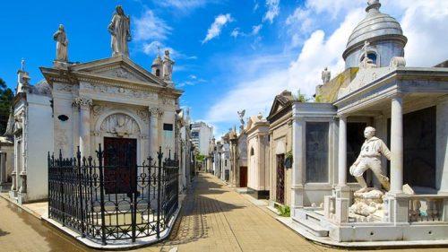 قبرستان ریکولتا