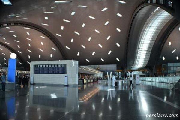 فرودگاه بین المللی حمد دوحه