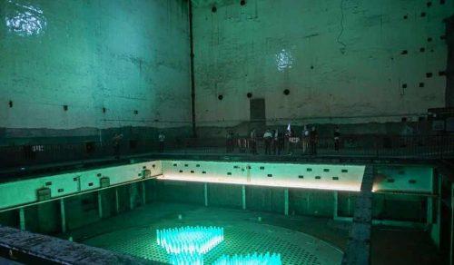 پناهگاه هسته ای محرمانه چینی ها
