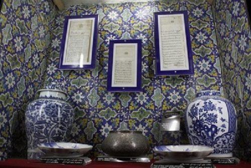 زیباترین تالار دوران شاه عباس