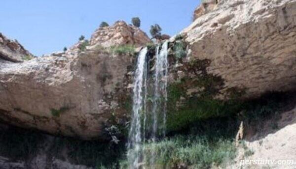 گچان ، آبشار زیبایی از دل کوه های ایلام