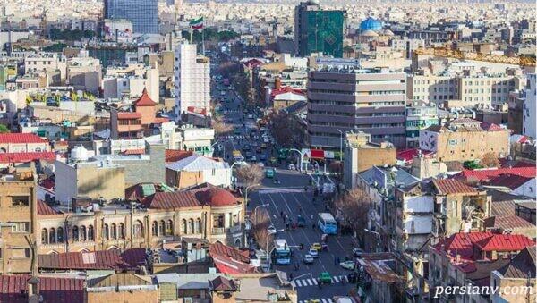 جاذبه تاریخی در تهران
