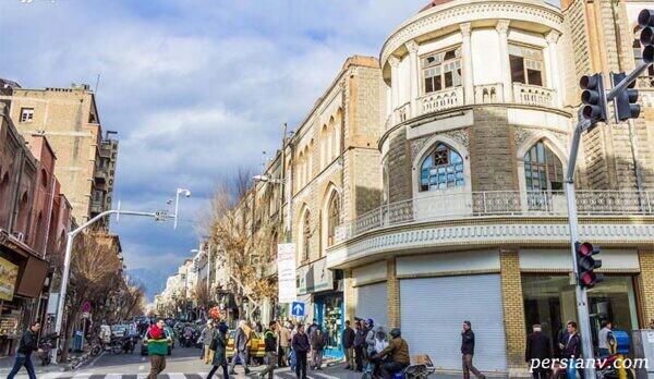 گشتی در قدیمیترین بافت شهری در تهران که به جاذبه ای تاریخی تبدیل شده اند