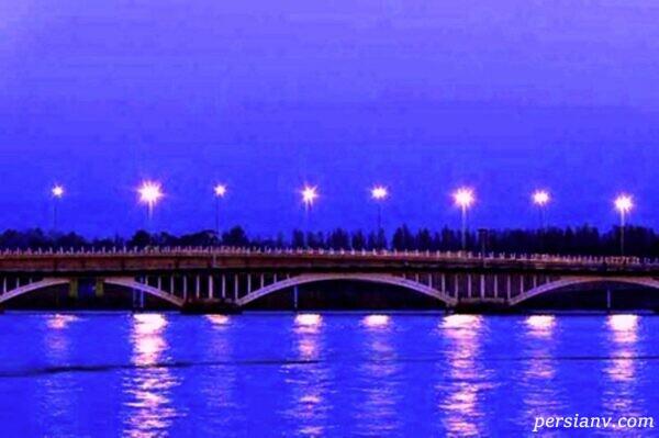 پلها زیبا غازیان