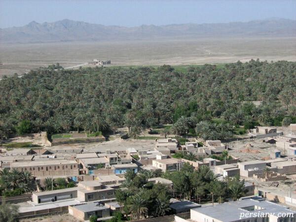 روستای گشت سراوان
