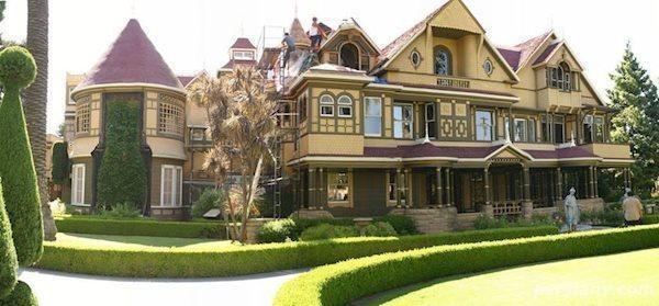 وینچستر خانهی اسرارآمیز در آمریکا