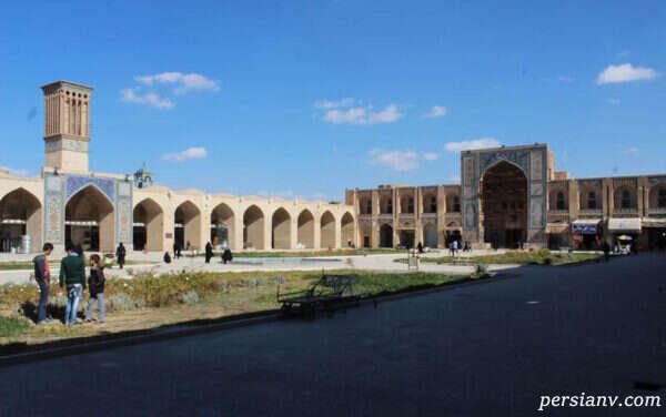مجموعهی گنجعلیخان کرمان شکوه تاریخ ایران در بناهای تاریخی