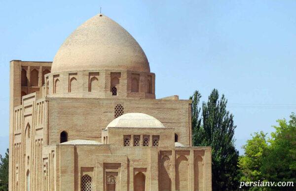 مقبره امام محمد غزالی