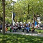 گشتوگذار و خوردن یک غذای خوب در پارک ببک استانبول +تصاویر