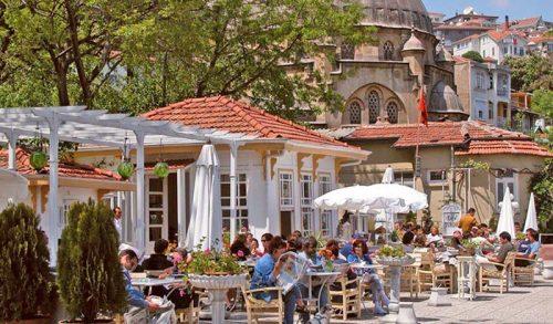 پارک ببک استانبول