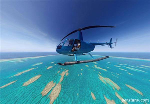 جزایر مرجانی استرالیا