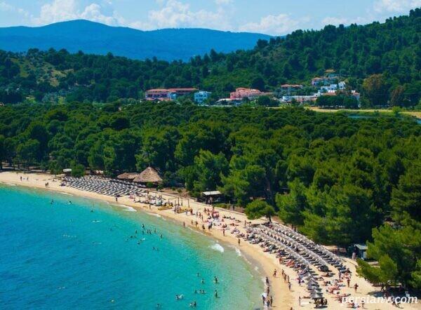 جزیره های بسیار زیبا و هیجانانگیز یونان که گردشگران زیادی دارند