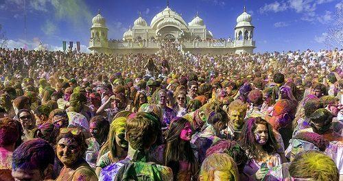 راهنمای سفر به هند برای جشنواره های عجیب +تصاویر