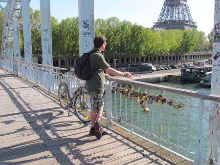 سفر به شهر پاریس