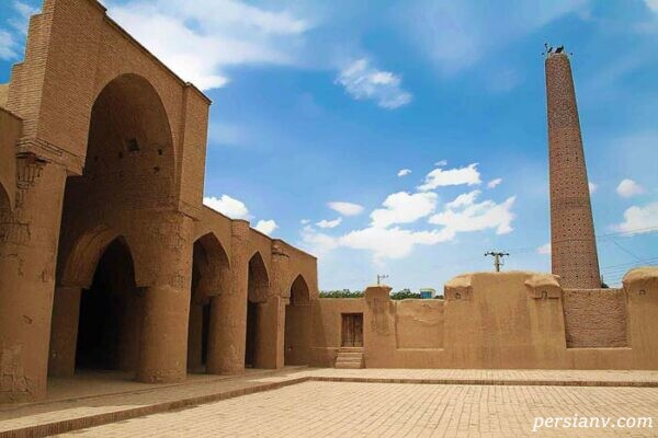 روستای تاریخی فهرج