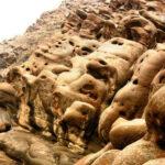 روستای وردیج روستای ارواح سنگی با طبیعت خاص و دیدنی