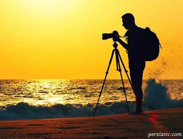 نگهدارنده دوربین عکاسی