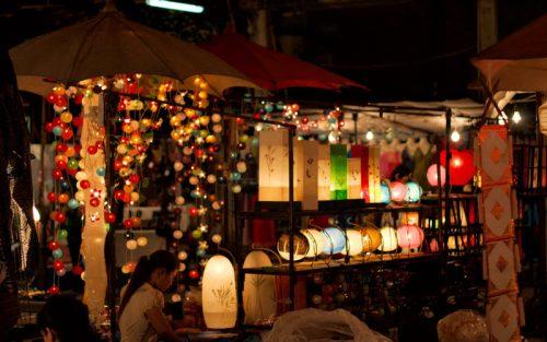 بازار چیانگ مای