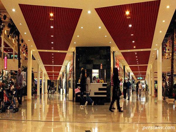 بهترین مراکز خرید کیش