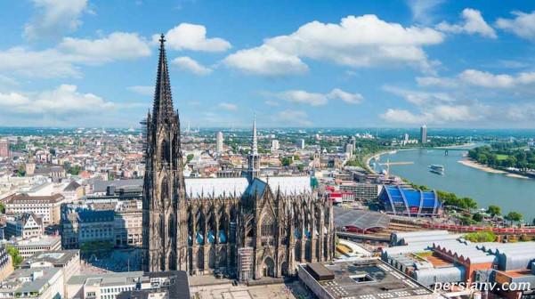 جاذبه گردشگری بسیار جذاب و دیدنی در شهر کلن آلمان