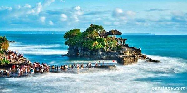جاذبه های گردشگری بالی که بین گردشگران پرطرفدار ترینها هستند+تصاویر