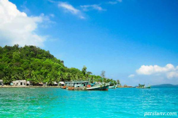 جزیره فو کوک