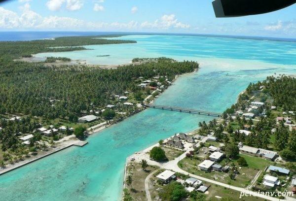 جزیره مرجانی