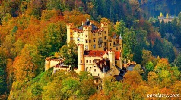 قلعه های جهان