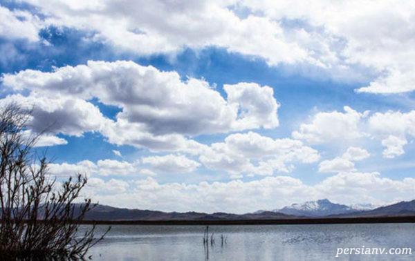 دریاچه ترشاب کرمان