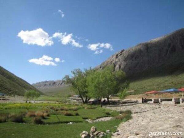روستای دره بید فریدن