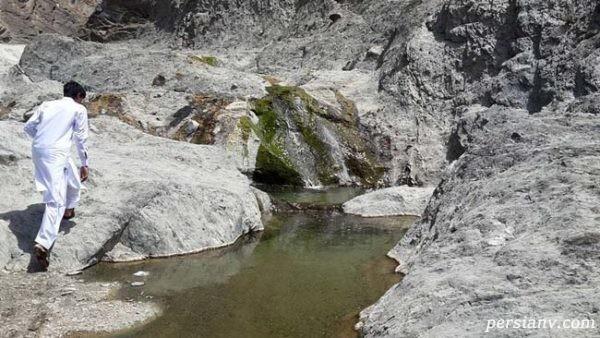روستای کوپچ , روستایی بسیار دیدنی در میان کوه های نیکشهر