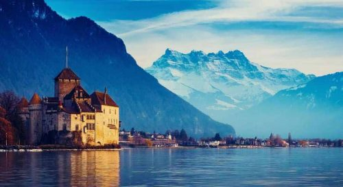 شهرهای سوئیس