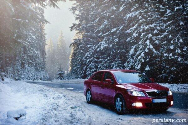 سفر در فصل زمستان