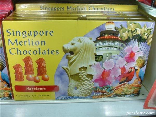 سوغاتی سنگاپور