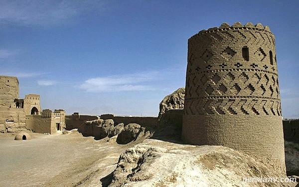 نارین قلعه جاجرم