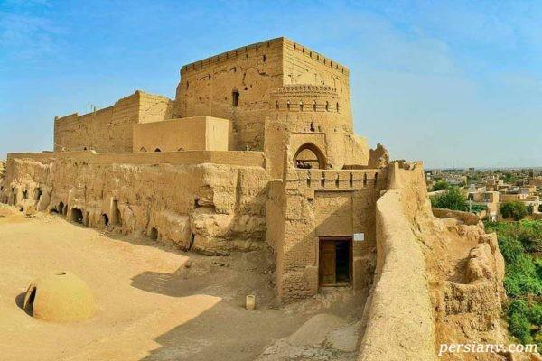 نارین قلعه یادگاری دیدنی گذشتگان در جاجرم