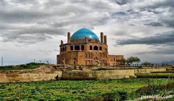 استان زنجان و جاذبه های دیدنی و گردشگری زیبا ی آن + تصاویر