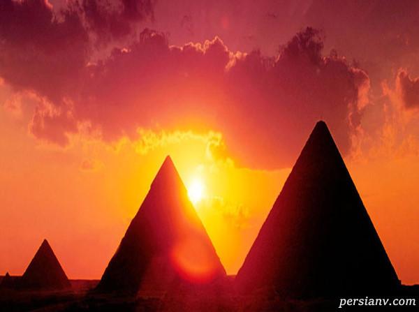 اسرار اهرام ثلاثه مصر