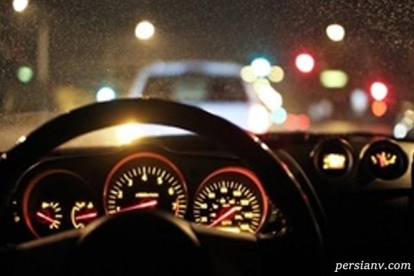 سلامت راننده
