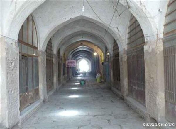 بازار قدیم رفسنجان میراث کهن شهر طلای سبز