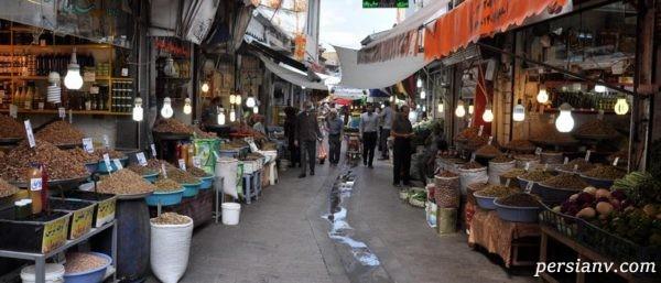بازار قدیم رفسنجان