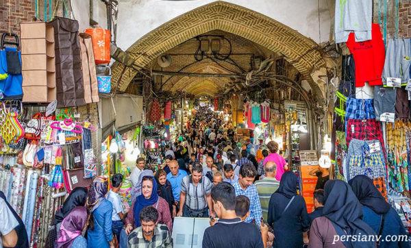 بازار کفاش های تهران