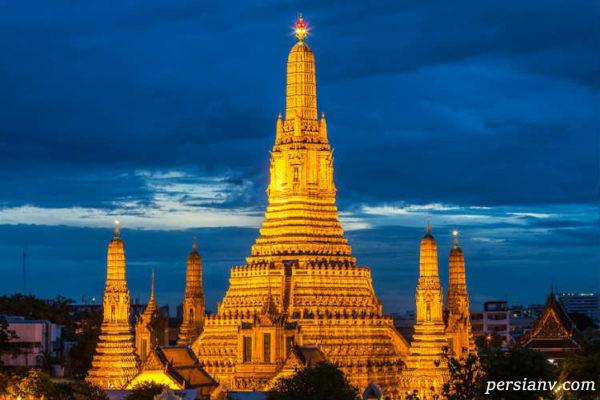 جاذبه های گردشگری بانکوک