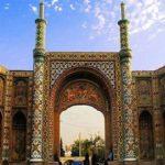 جاذبه های تاریخی قزوین و مکانهای دیدنی جذاب آن + تصاویر